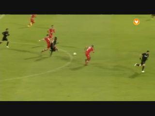 Penafiel 2-1 Nacional - Golo de Hyun-Jun Suk (81min)