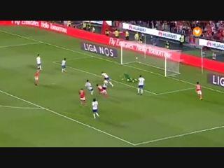 Benfica 4-0 Estoril - Golo de Nelsinho (89min)
