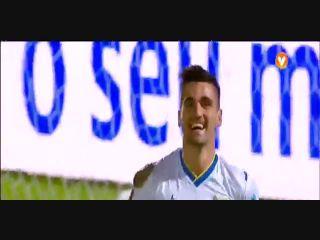 Famalicão 1-0 Porto - Golo de Mauro Alonso (58min)