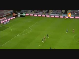 Sporting Braga 5-1 Marítimo - Golo de N. Stojiljković (34min)