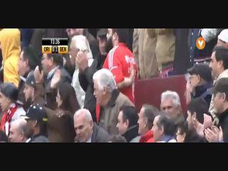 Oriental Lisboa 0-1 Benfica - Golo de Talisca (74min)