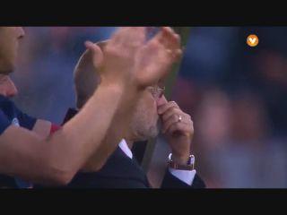 Marítimo 2-6 Benfica - Golo de João Diogo (45+1min)