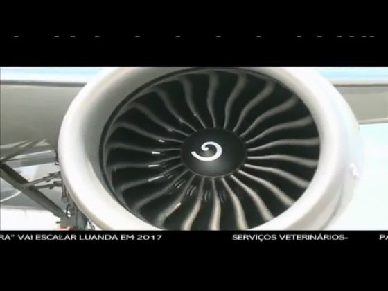 Novo Boeing 777-300ER tem capacidade de transportar cerca de 300 passageiros