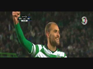 Resumo: Sporting CP 1-0 Belenenses (1 Dezembro 2017)