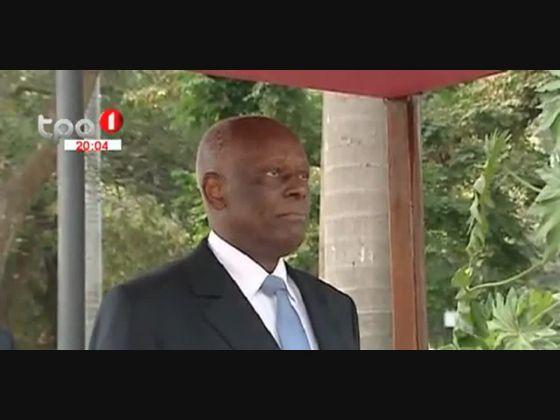PR - Saúda apoio da França aos paises Africanos