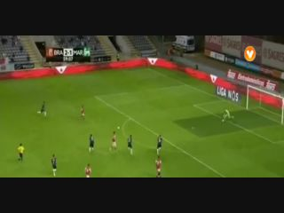 Braga 5-1 Marítimo - Goal by Rafa Silva (60')
