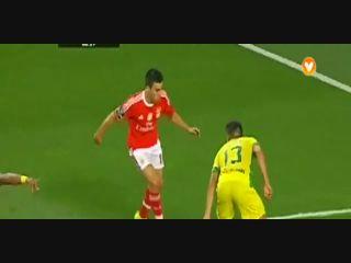 Benfica 3-0 Paços de Ferreira - Golo de Goncalo Guedes (67min)