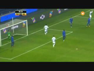 Porto 3-0 Belenenses - Goal by J. Martínez (10')