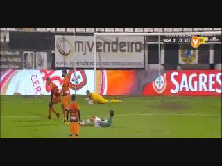 Resumo: Varzim 1-0 Vitória Setúbal (29 November 2016)