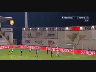 Resumo: Moreirense 1-0 Porto (3 January 2017)
