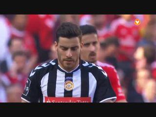 Benfica 4-1 Nacional - Golo de Salvador Agra (90+1min)