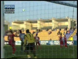 Porto II 3-1 UD Oliveirense - Golo de Maicon (51min)