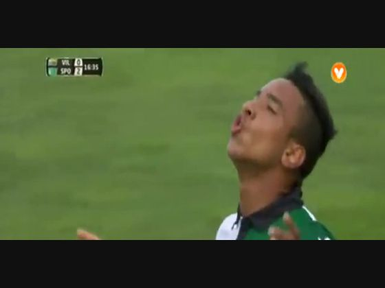 Vilafranquense - 0 x Sporting - 4 de 2015/2016 Taça de Portugal 3ª Eliminatória