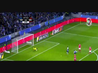 Resumo: Porto 0-0 Benfica (1 Dezembro 2017)
