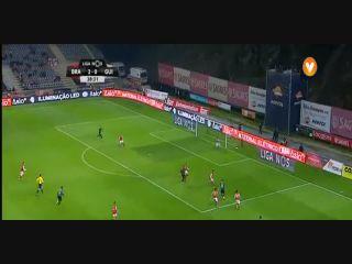 Braga 3-3 Guimarães - Goal by Licá (29')