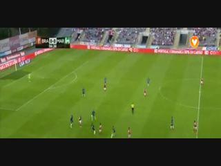 Sporting Braga 5-1 Marítimo - Golo de N. Stojiljković (7min)