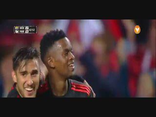 Benfica 6-0 Marítimo - Golo de K. Mitroglou (43min)