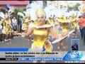 Desfile oficial, na ilha do Sal, contou com a participação de quatro grupos carn