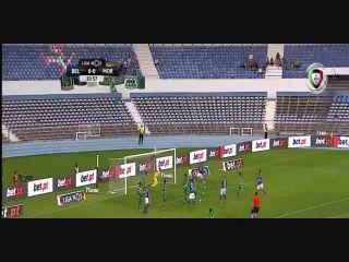 Resumo: Belenenses 3-0 Moreirense (28 Outubro 2017)