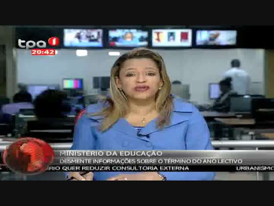 Ministério da Educação desmente informações sobre término do ano lectivo