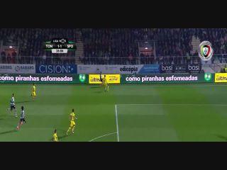 Resumo: Tondela 1-2 Sporting CP (19 Fevereiro 2018)