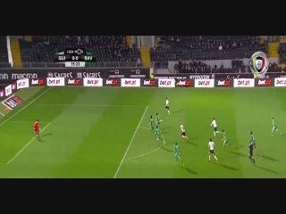 Resumo: Vitória Guimarães 3-0 Rio Ave (6 Abril 2018)