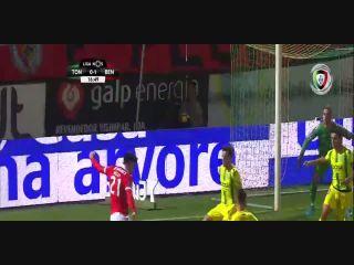 Resumo: Tondela 1-5 Benfica (17 Dezembro 2017)