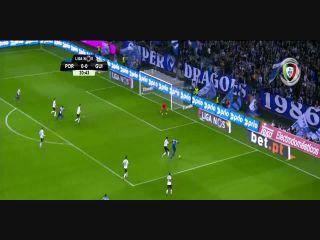 Resumo: Porto 4-2 Vitória Guimarães (7 Janeiro 2018)