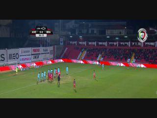 Resumo: Desportivo Aves 0-2 Sporting Braga ()