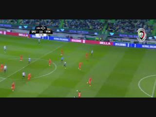 Resumo: Sporting CP 3-1 Portimonense (3 Março 2019)