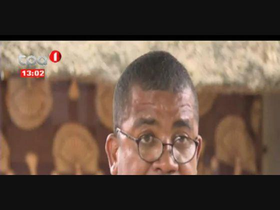 Combate a MaLária, Governador de Luanda e moradores do Rangel procuram soluções